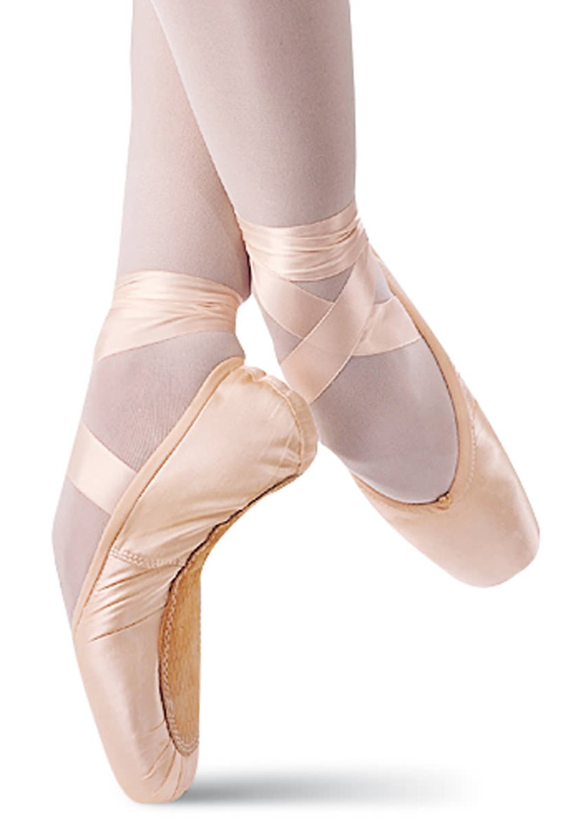 Grishko Shoes 2007 Pointe Shoes Shank/Lt. Euro. Pink