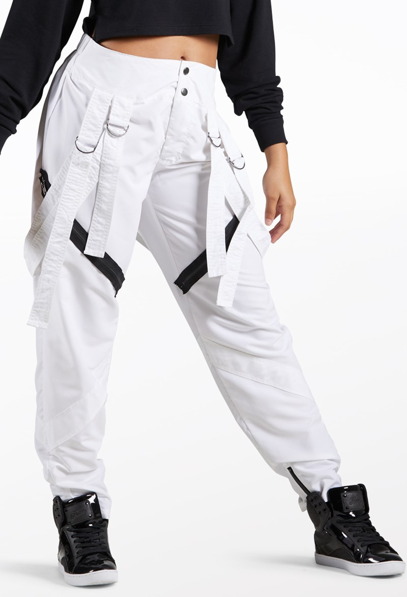 Balera Pop Star Pants With Straps