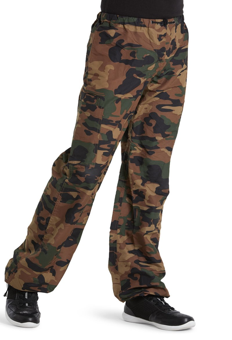 Urban Groove Camouflage Hip-Hop Pants