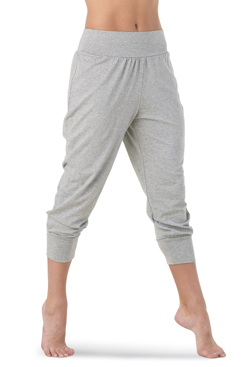 Urban Groove Cropped Harem Pants