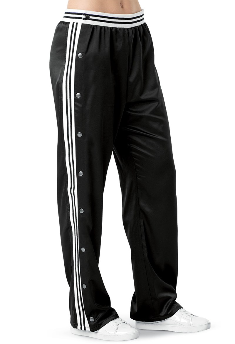 Urban Groove Striped Tear-Away Pants