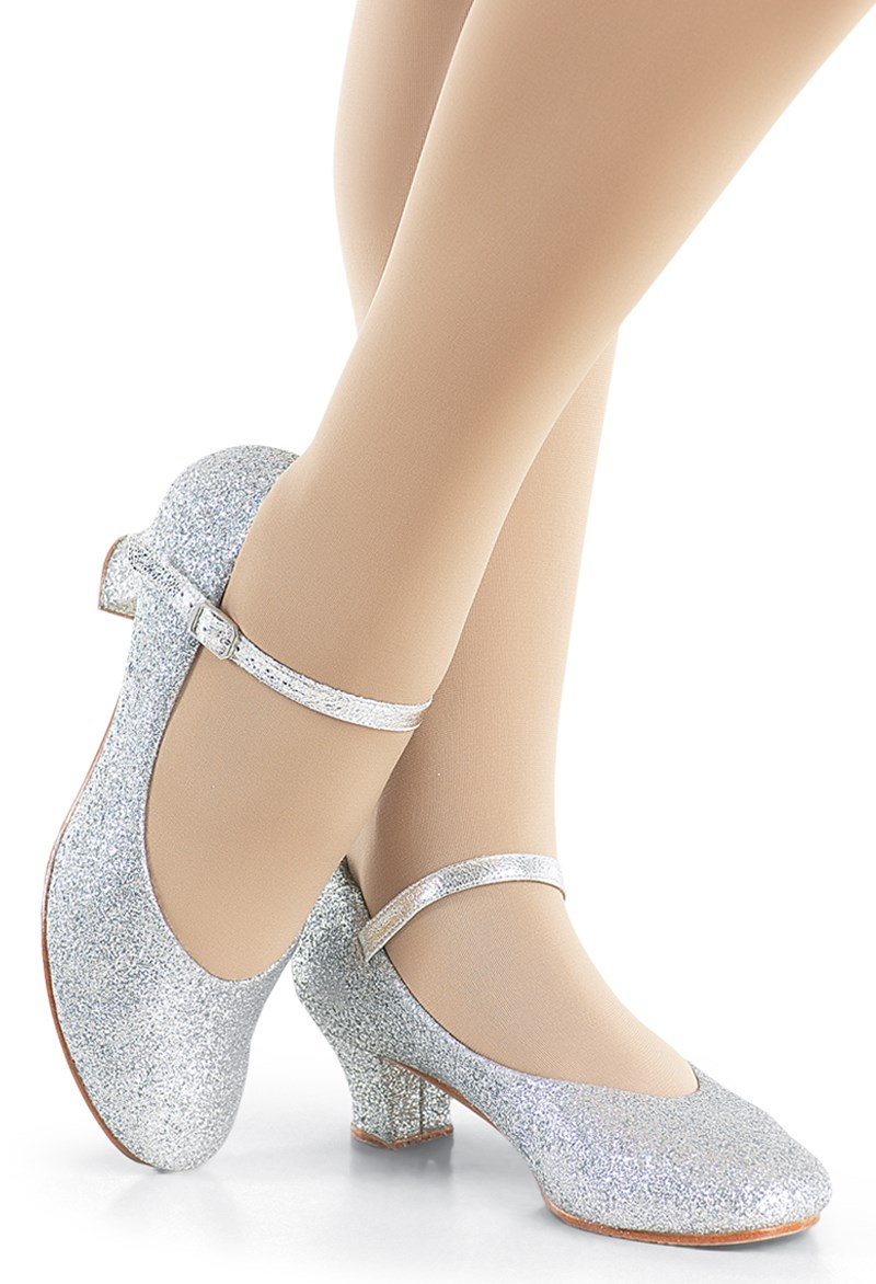 Balera Glitter Character Shoes