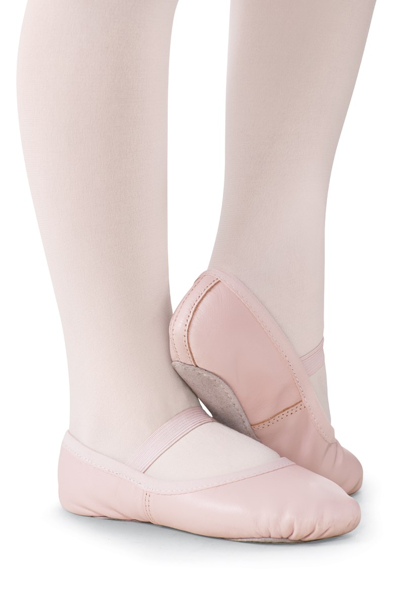 Balera Full-Sole Leather Ballet Shoe