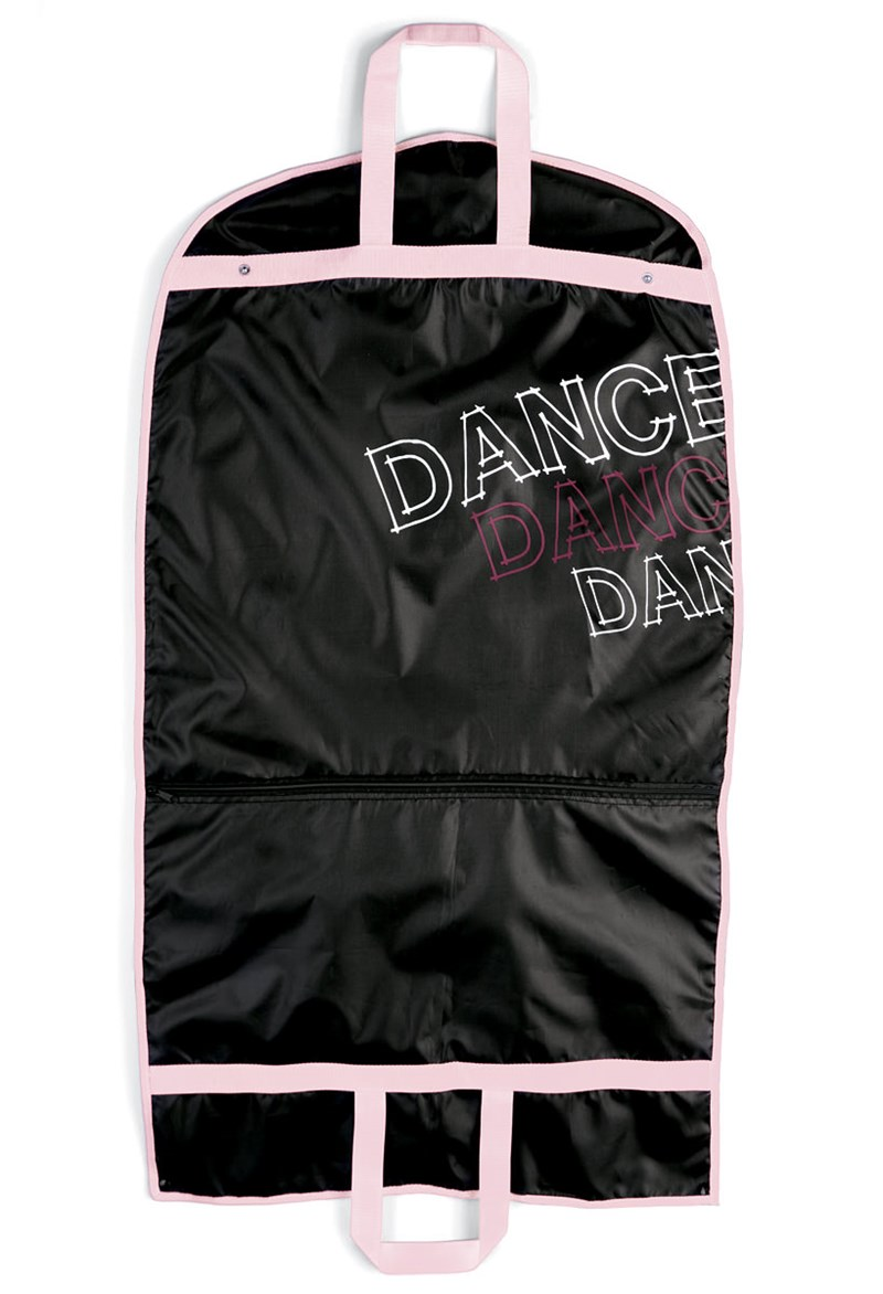 Balera Pink Dance Graphic Garment Bag