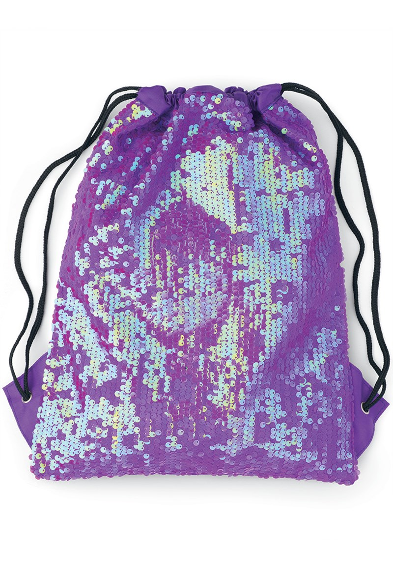 Balera Iridescent Sequin Sling Bag