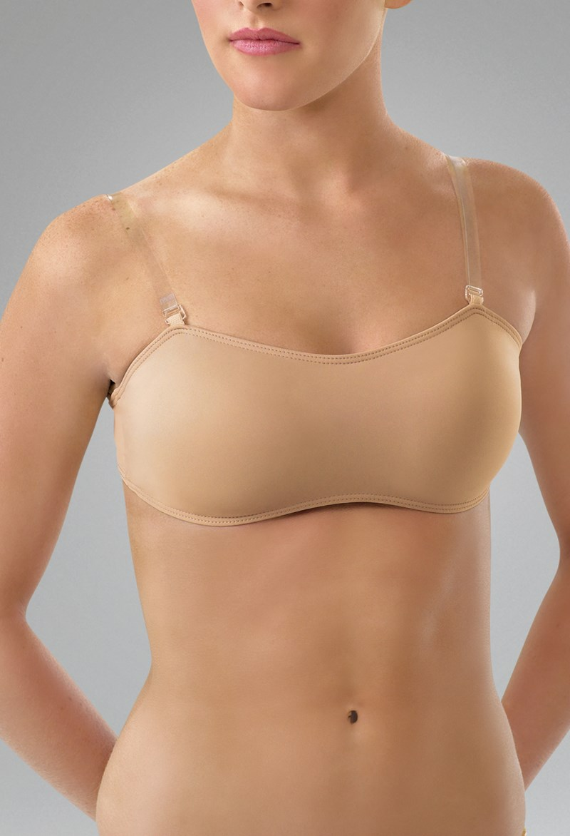 Body Wrappers Padded Bra