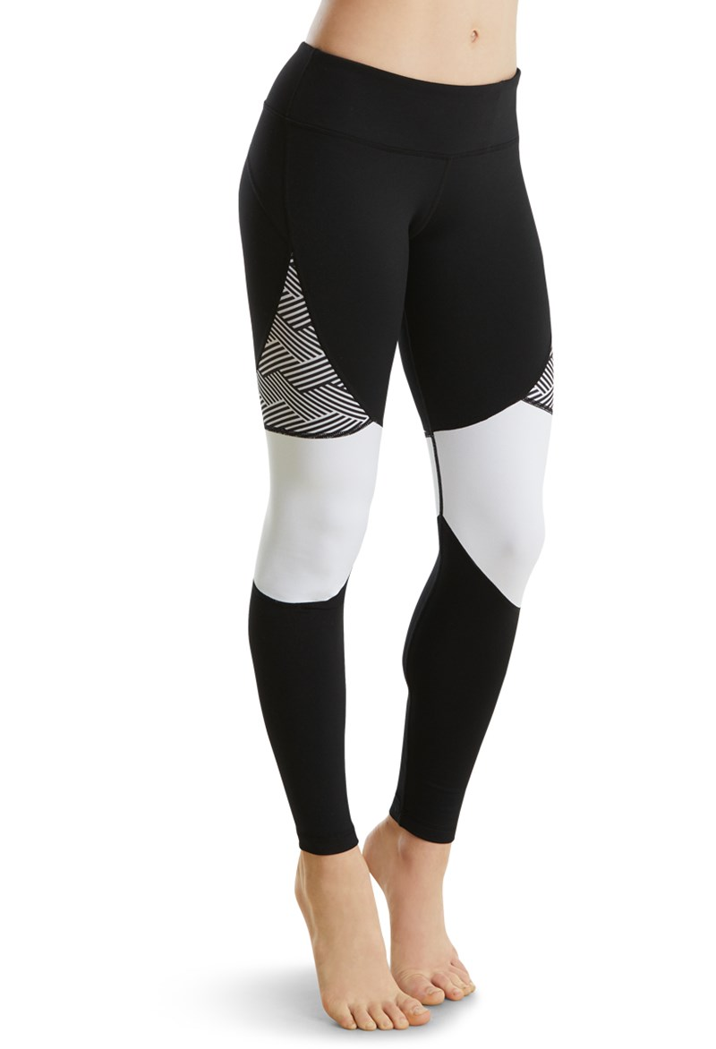 Ivy Sky Jenny Low Rise Legging