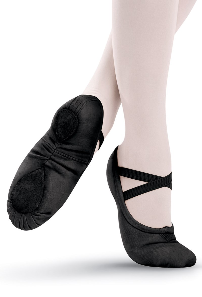 Capezio Shoes Canvas Ballet Slipper
