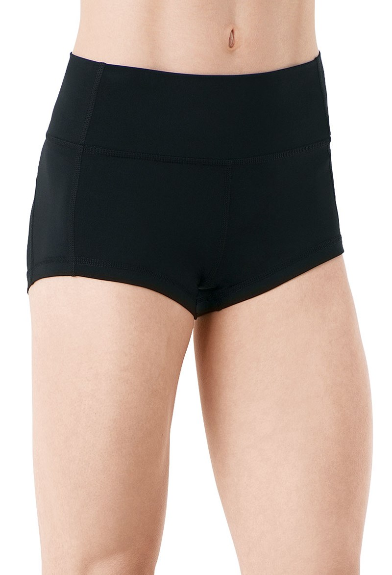 FlexTek Wide Waistband Shorts