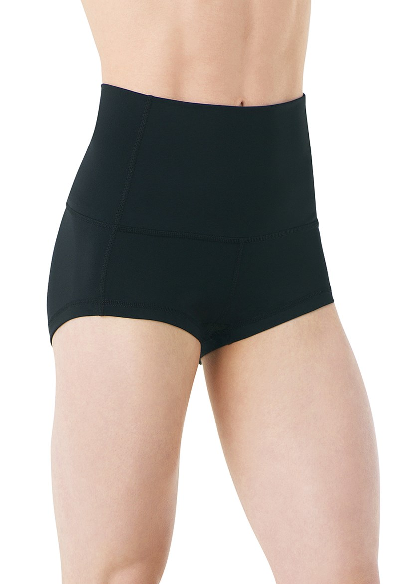 FlexTek Natural-Waist Shorts