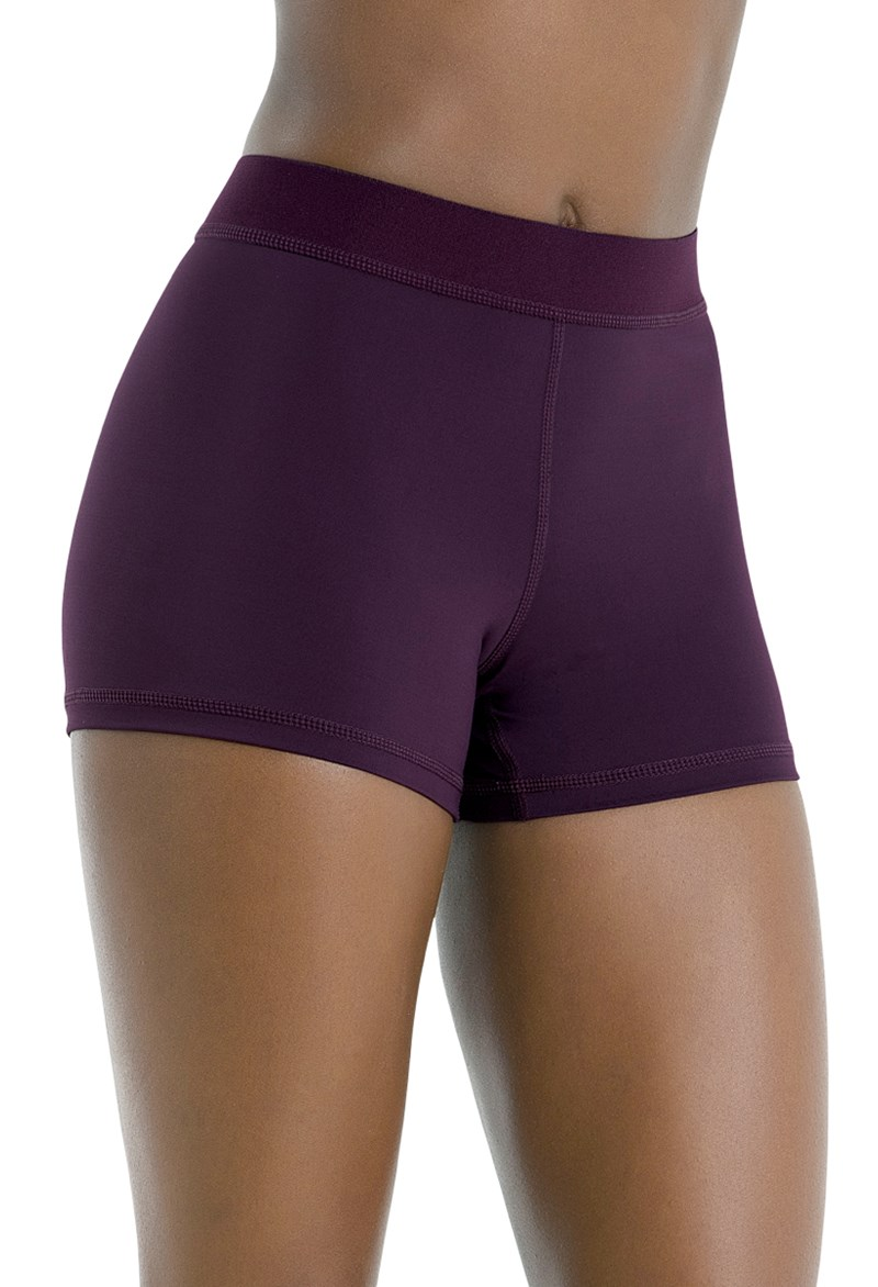 FlexTek Mid Rise Shorts