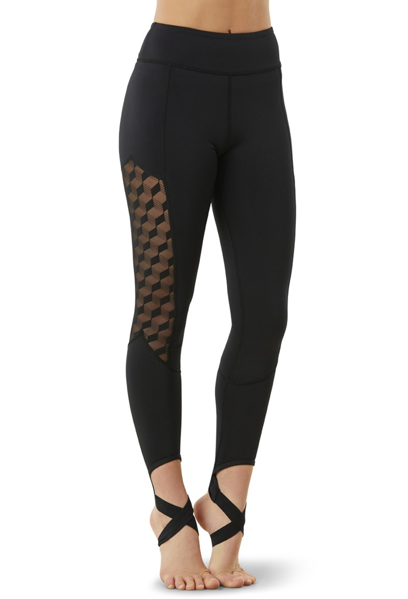 FlexTek Stirrup Leggings
