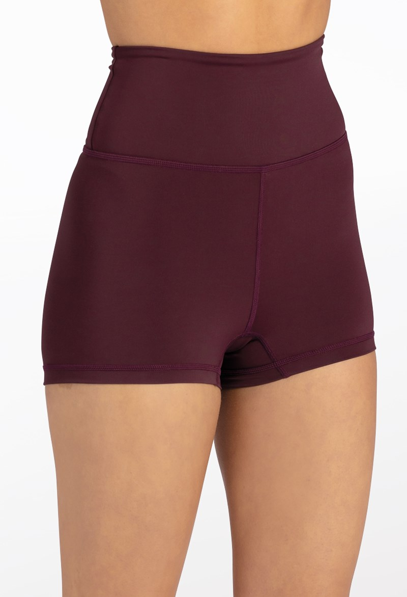 FlexTek High-Waist Shorts