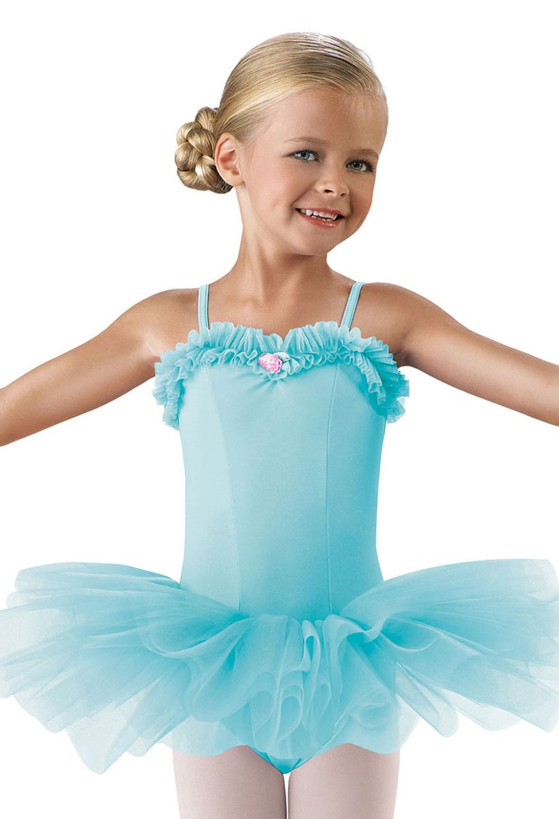 Balera Girls' Camisole Tutu Dress