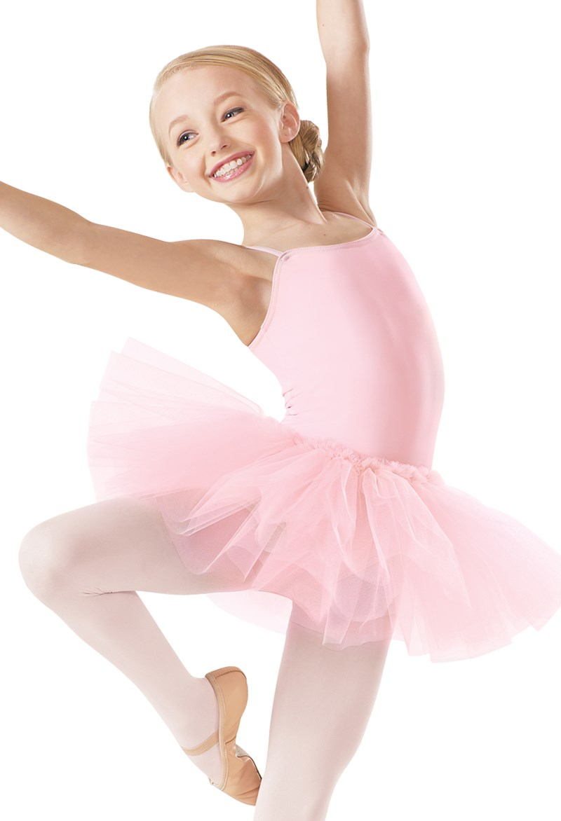 Balera Basic Camisole Tutu Dress