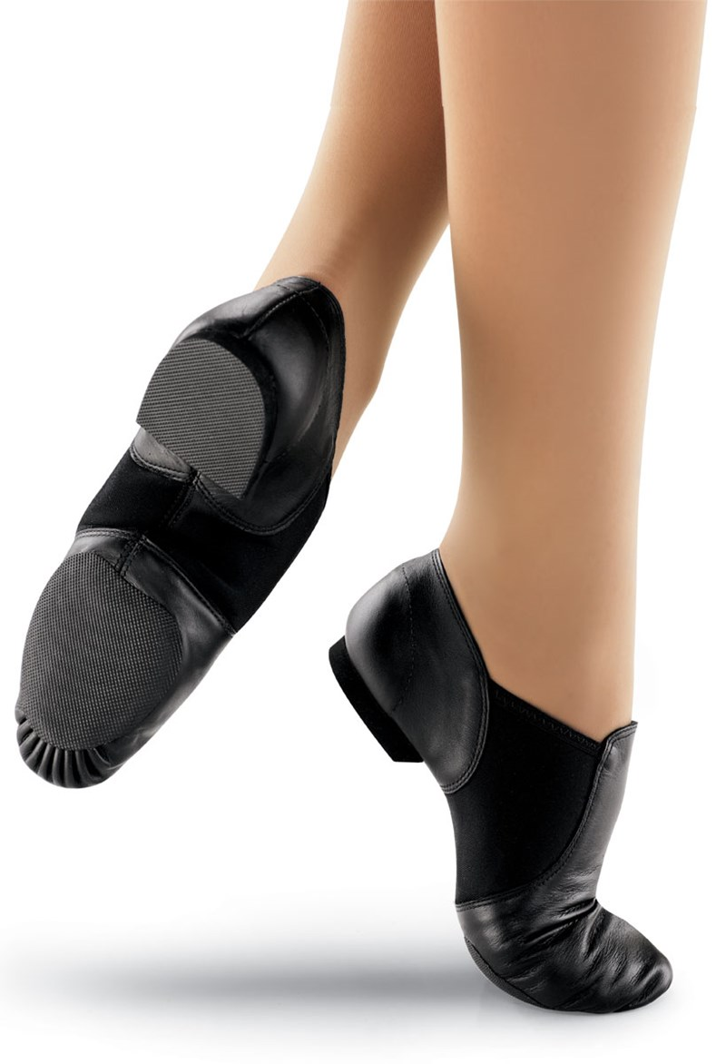Capezio Shoes Slip-on Jazz Shoe