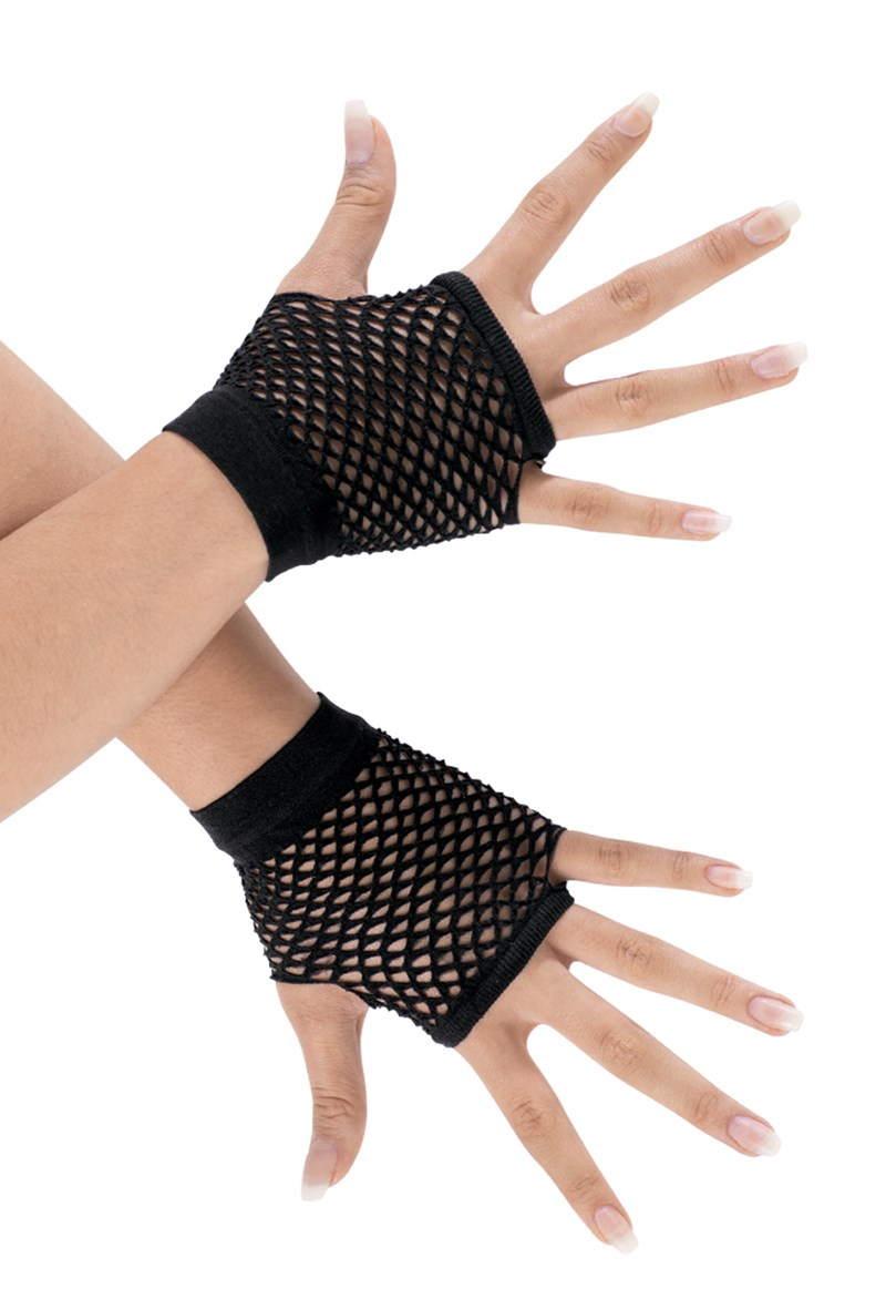 Balera Mini Fishnet Mitts