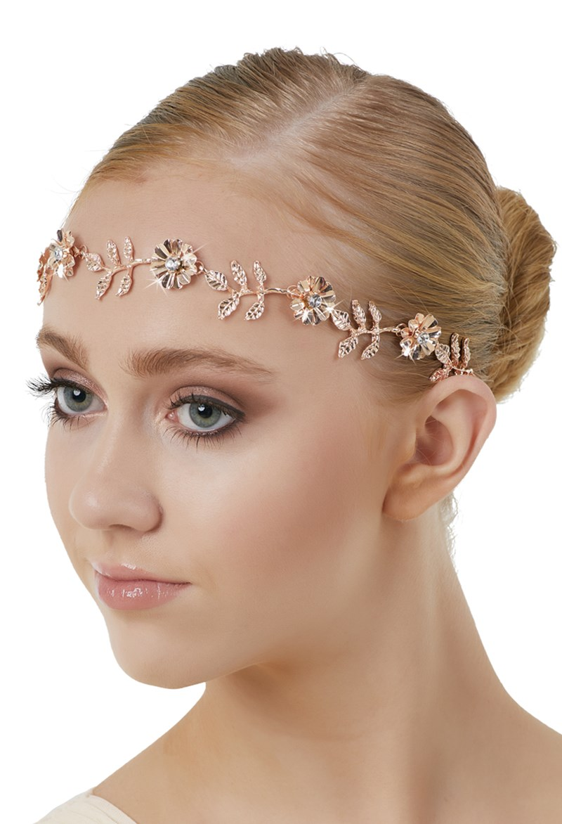 Balera Metal Flower Garland Headband