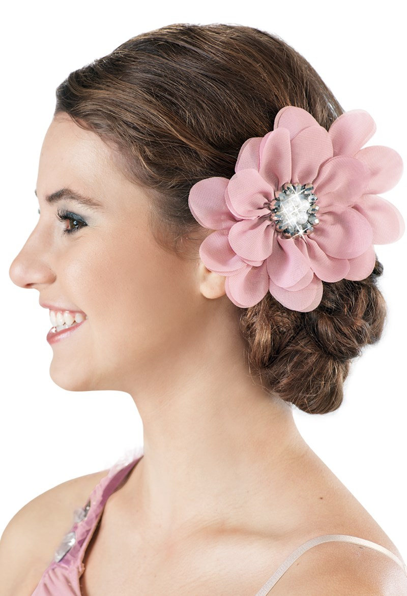 Balera Fabric Flower Hair Clip