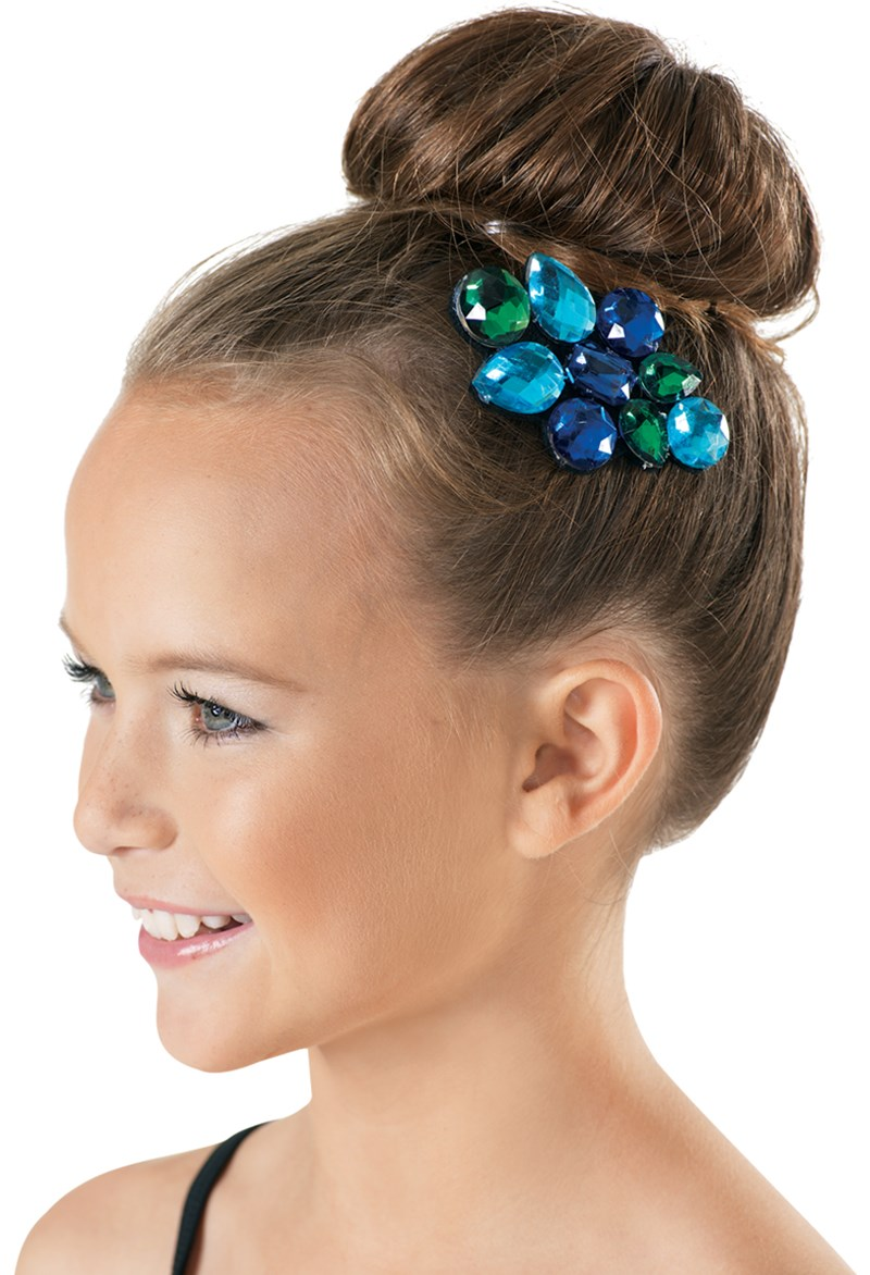 Balera Jeweled Hair Clip