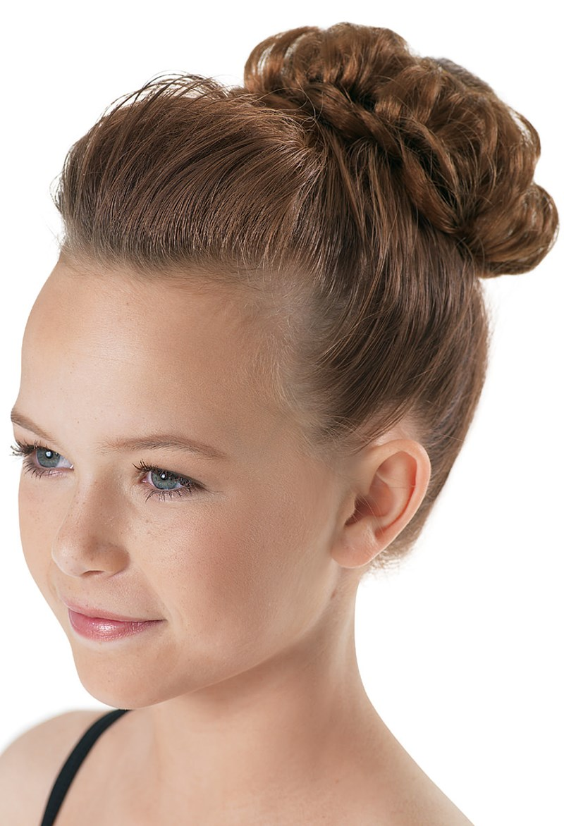 Balera Curly Faux Hair Scrunchie