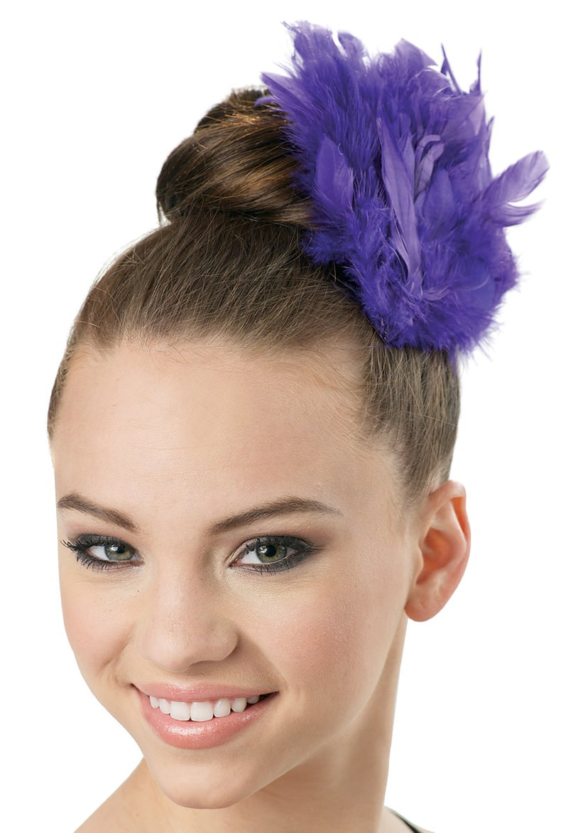 Balera Feather Pad Hairpiece