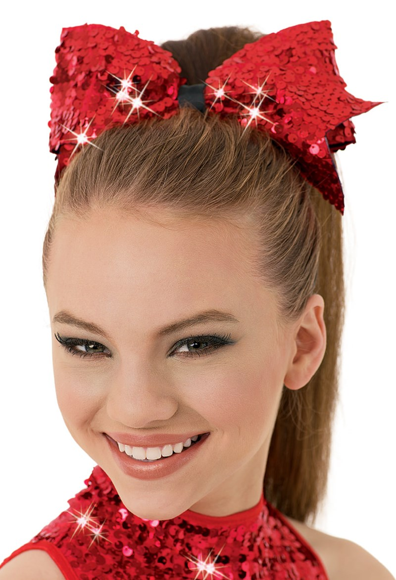 Balera Ultra Sparkle Bow Hair Tie