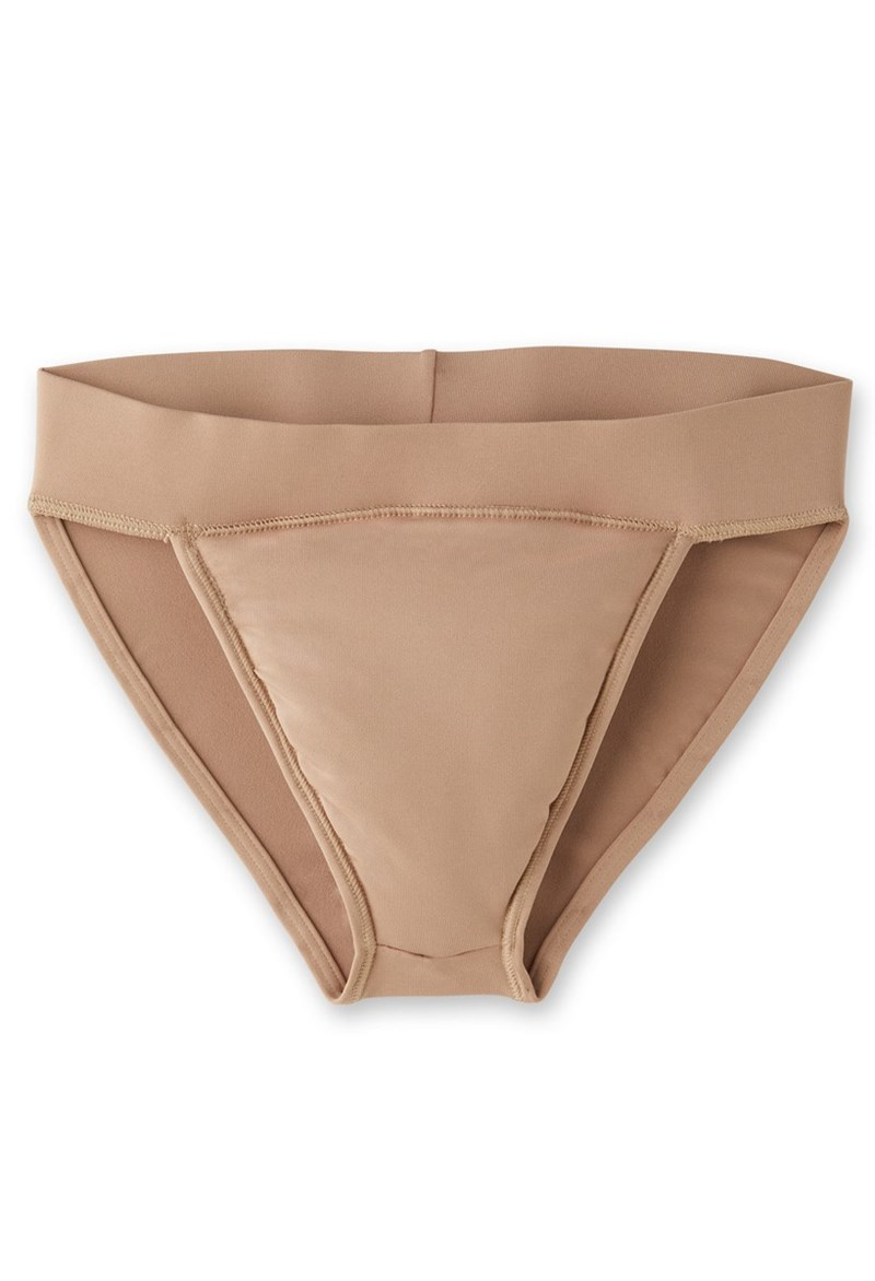 Body Wrappers Dance Belt - Nude - 24/26 - M002