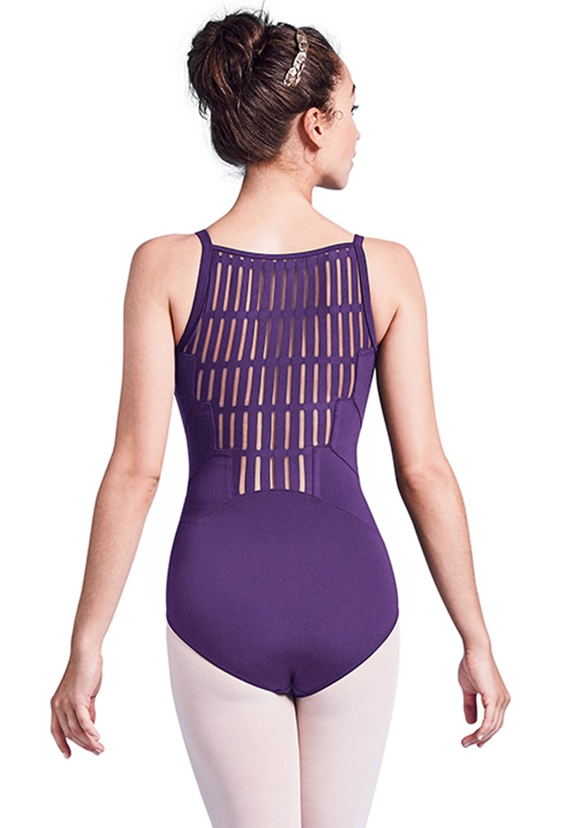 Mirella High Back Leotard