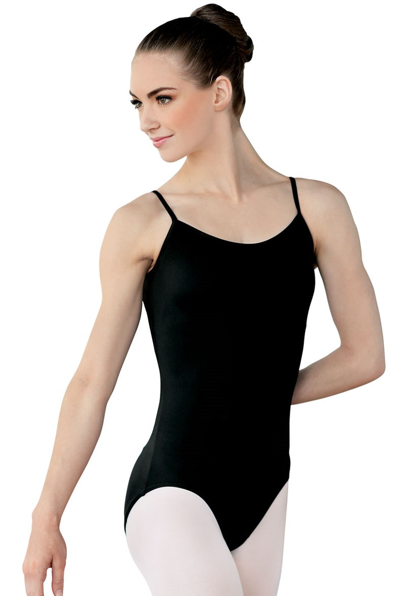 Camisole Leotard with Bra Cups