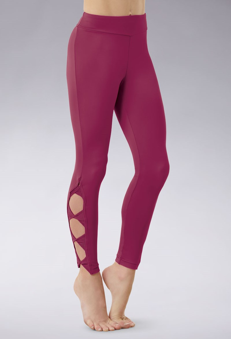 Balera Leggings With Bow Twists