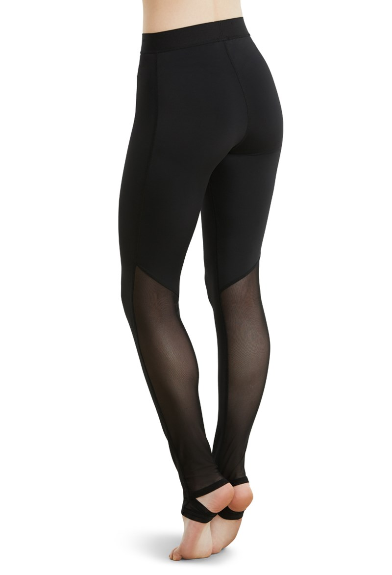 Balera Leggings With Mesh Stirrups