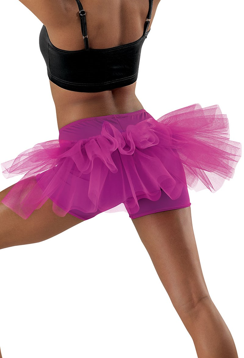 Balera Tulle Bustle Dance Shorts