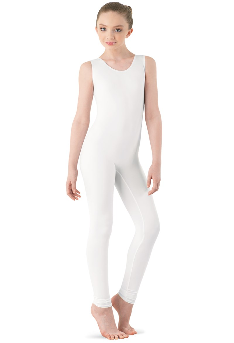 Ankle-Length Tank Unitard