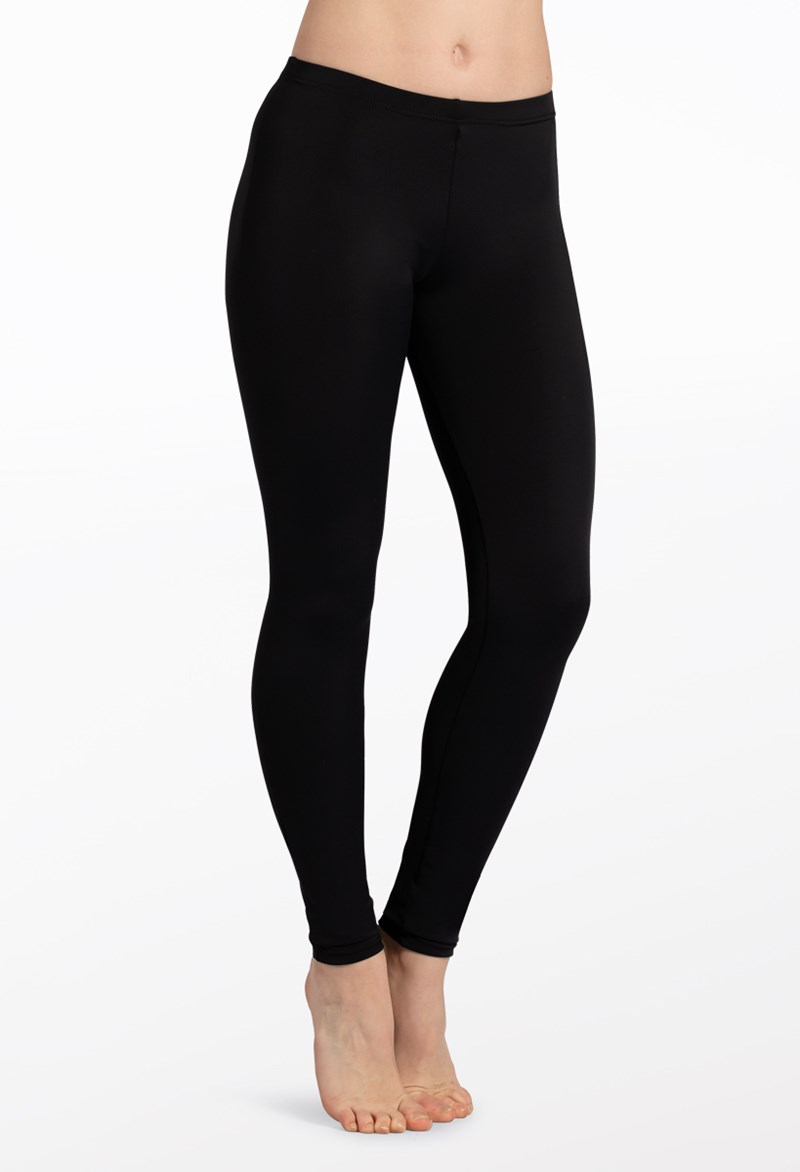 Balera Nylon Ankle-Length Leggings