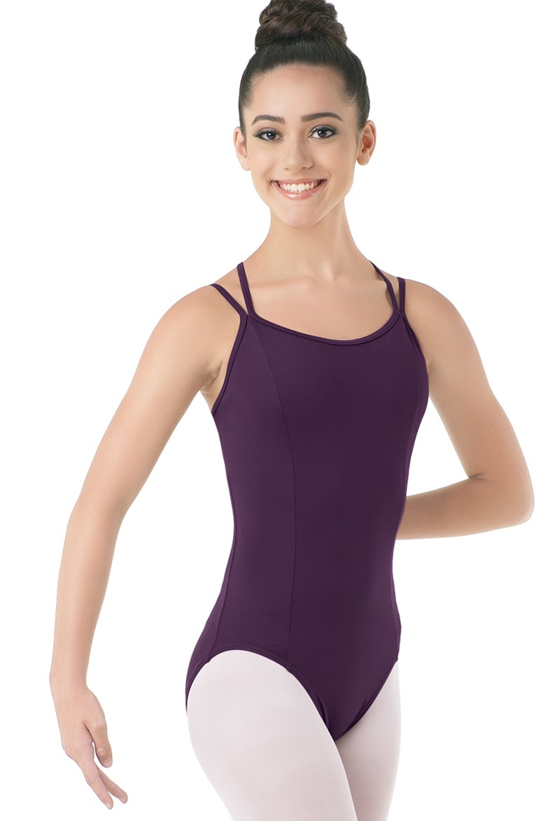 Strappy Loop Back Leotard