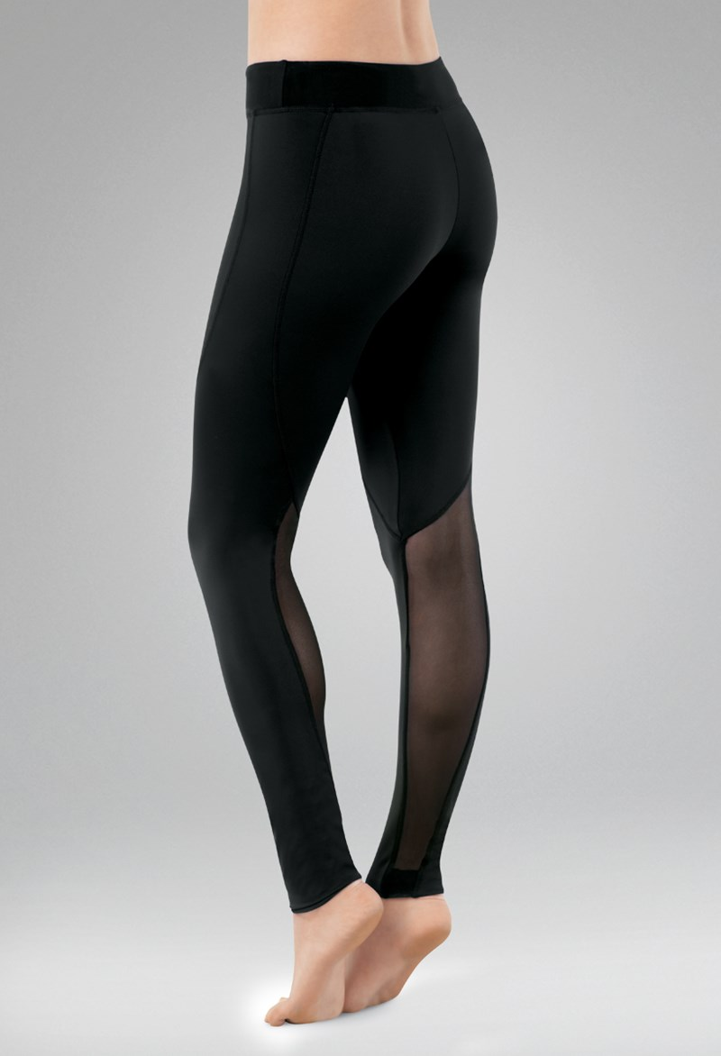 Balera Mesh Calf Leggings