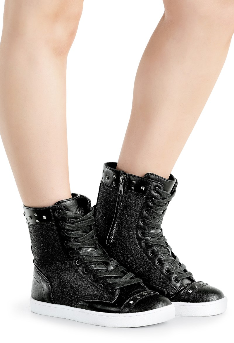 Pastry Military Glitz High Top