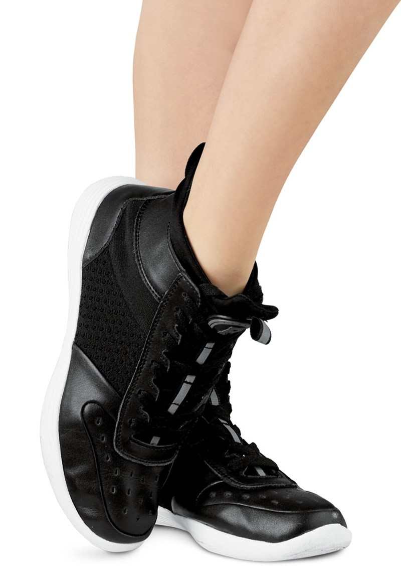 Pastry Shoes Ultimate Hip-Hop Shoes - Black/White - PA19100
