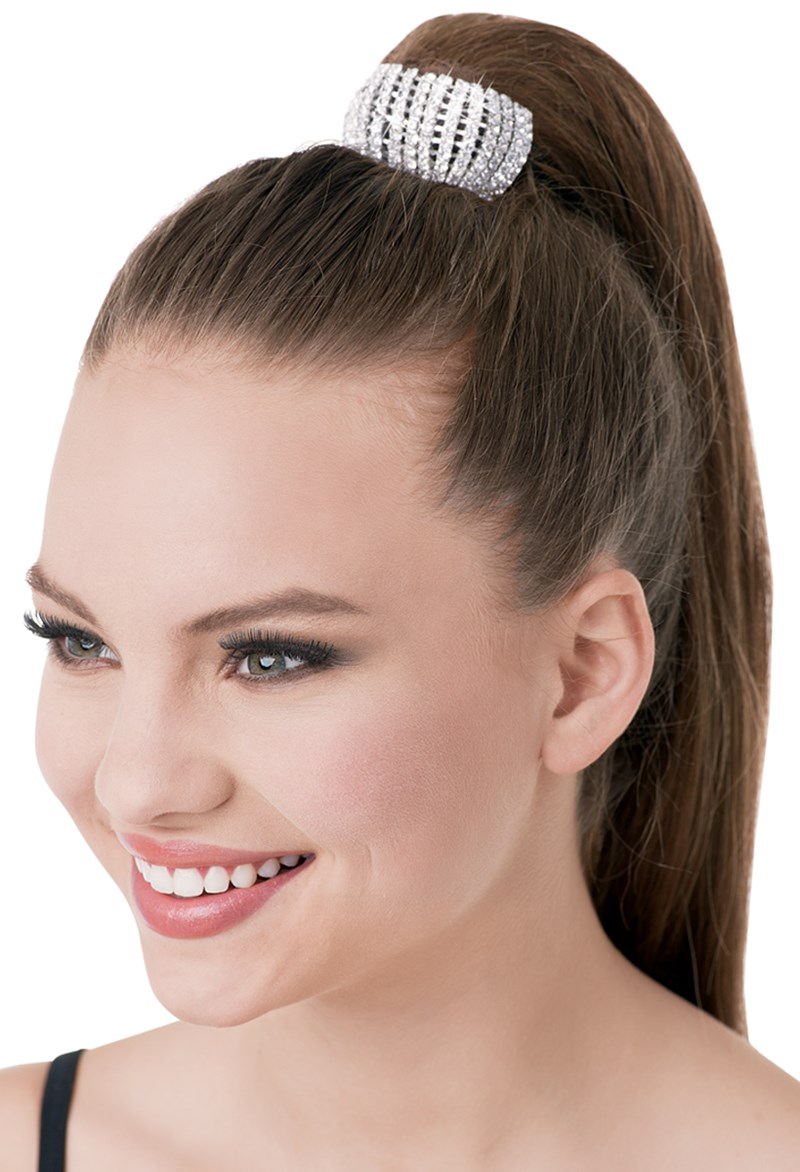 Balera Flexible Rhinestone Hair Tie