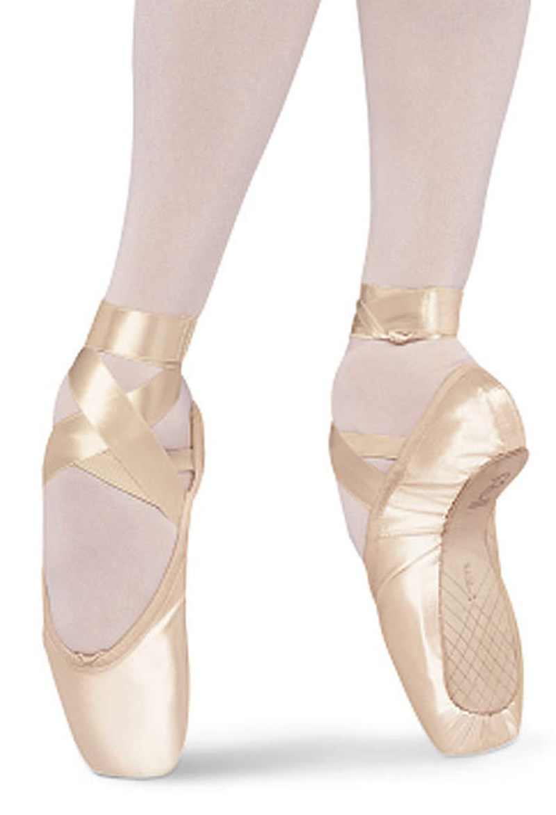 Bloch Sonata Pointe Shoes - European Pink - S0130