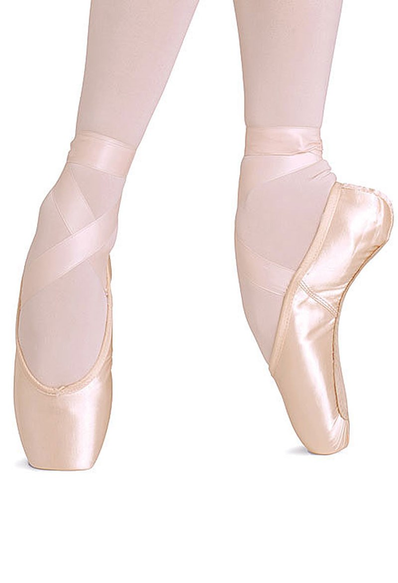 Bloch European Pointe Shoe