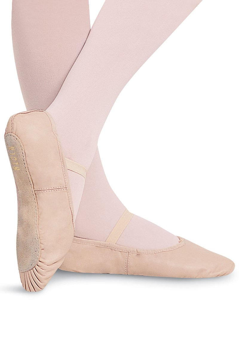 Bloch Dansoft Ballet Shoes - Pink - S0205