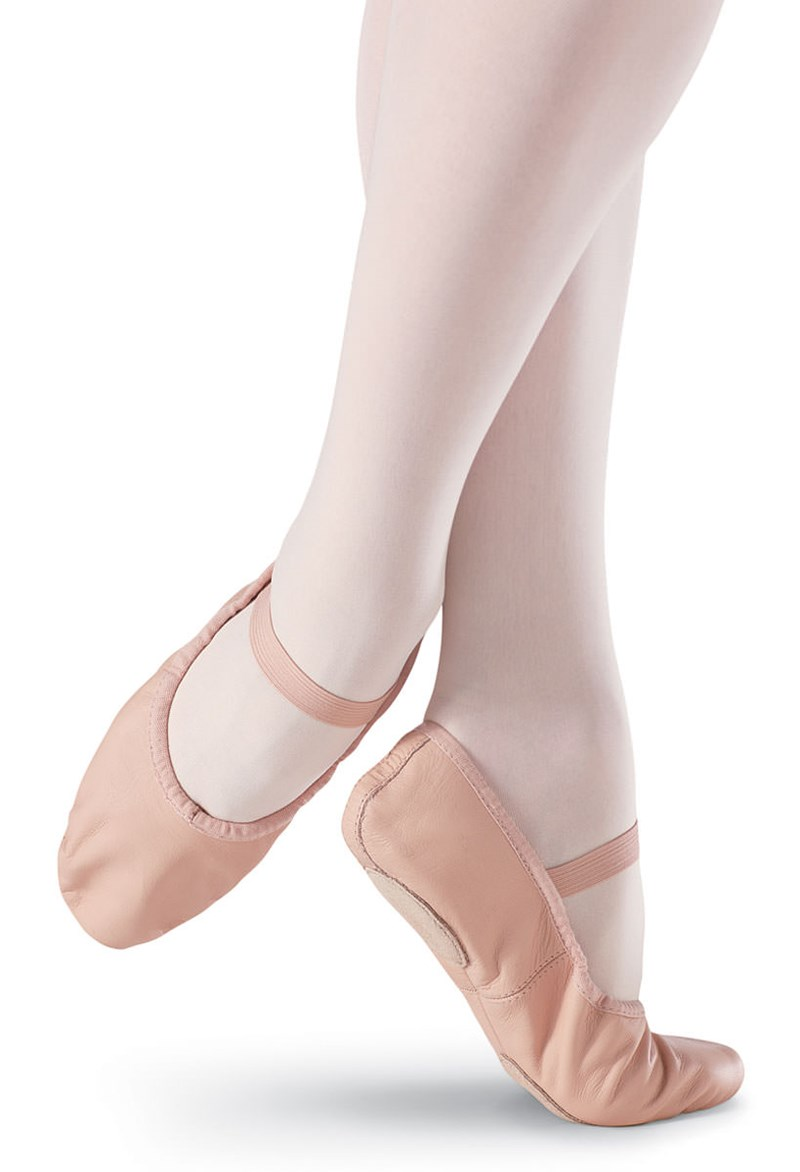 Bloch Split-Sole Ballet Shoe