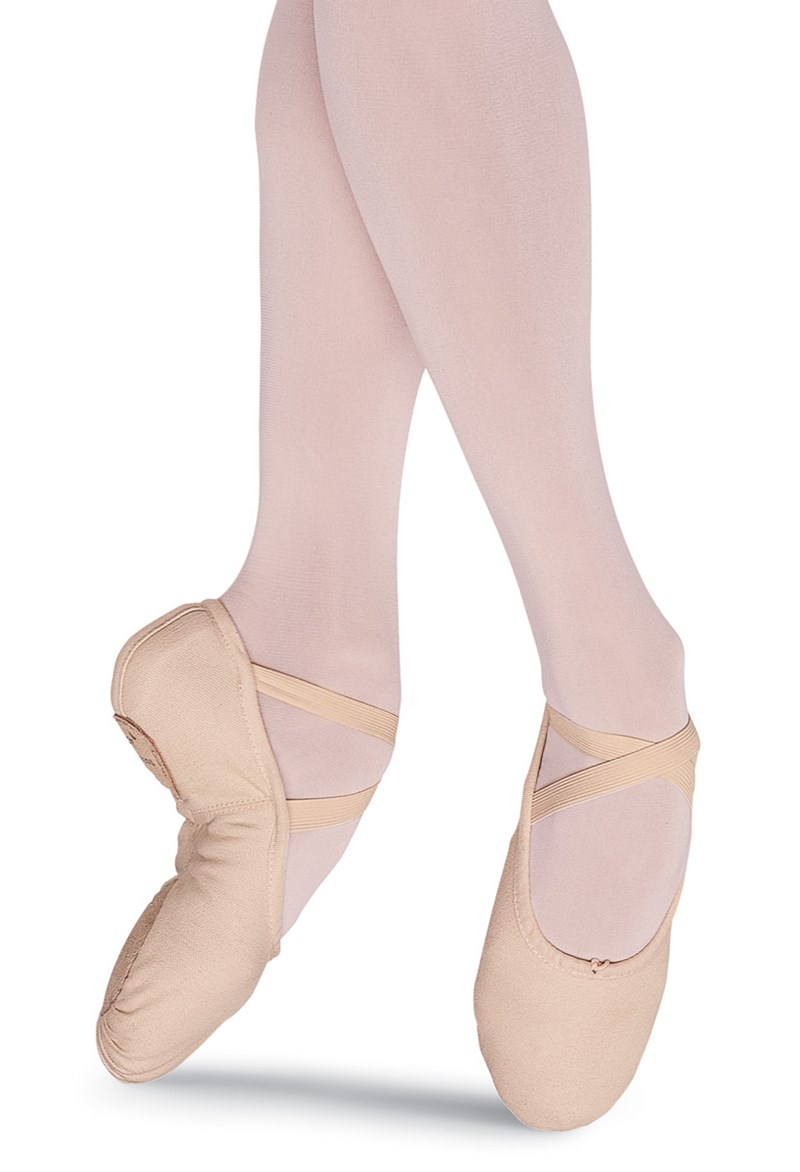 Bloch Canvas Ballet Slipper