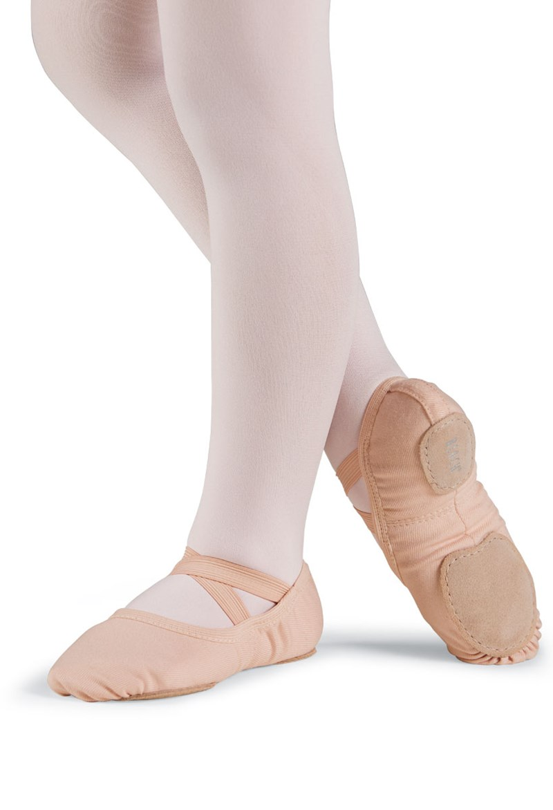 Bloch Performa Ballet Shoes - Theatrical Pink - S0284
