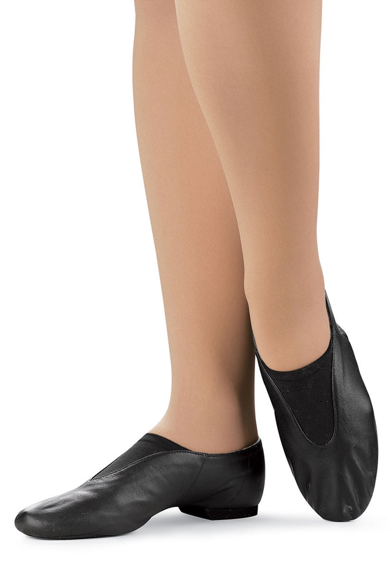 Bloch Super Jazz Shoes - Black - S0401