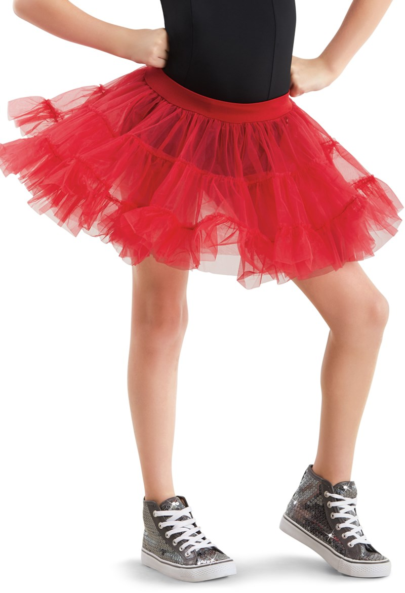 Balera Petticoat Tiered Skirt