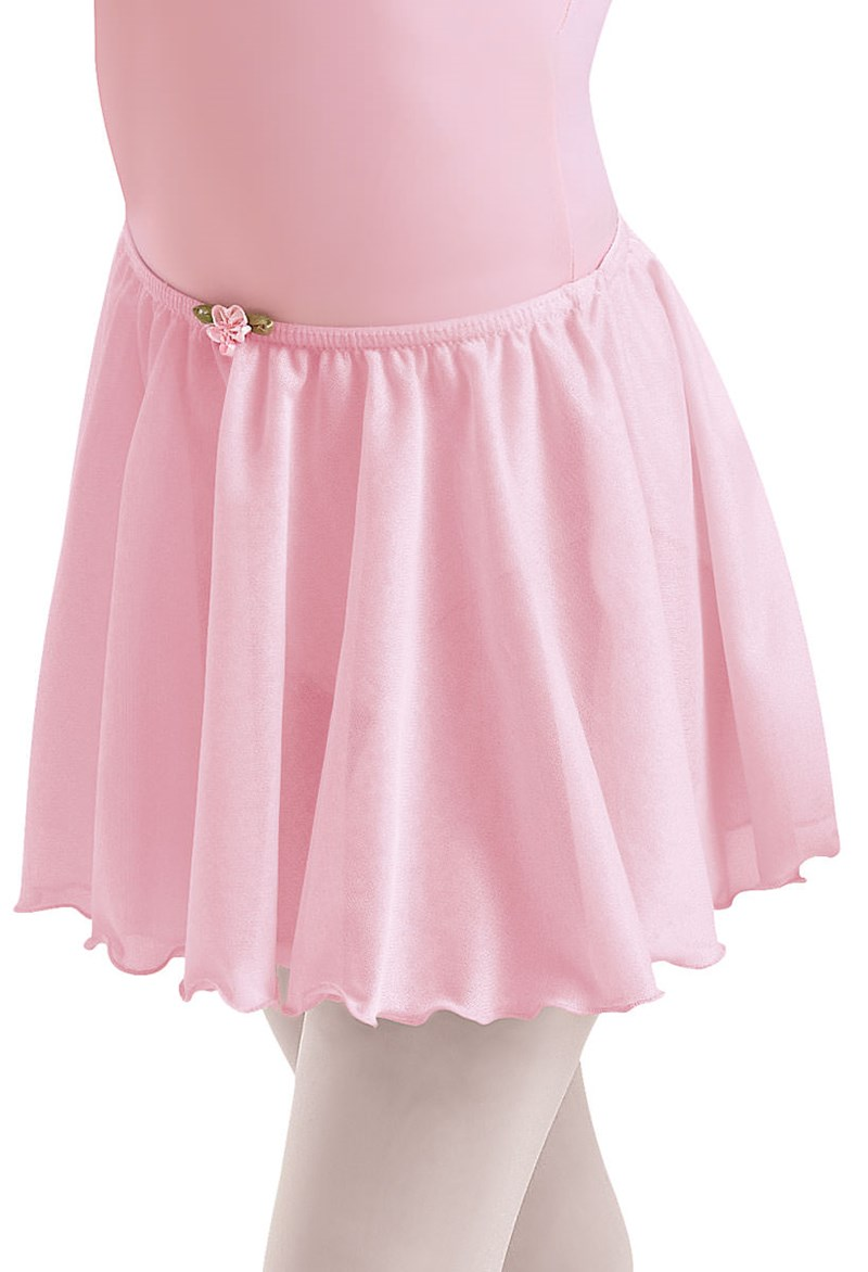 Balera Girls' Basic Crepe Skirt