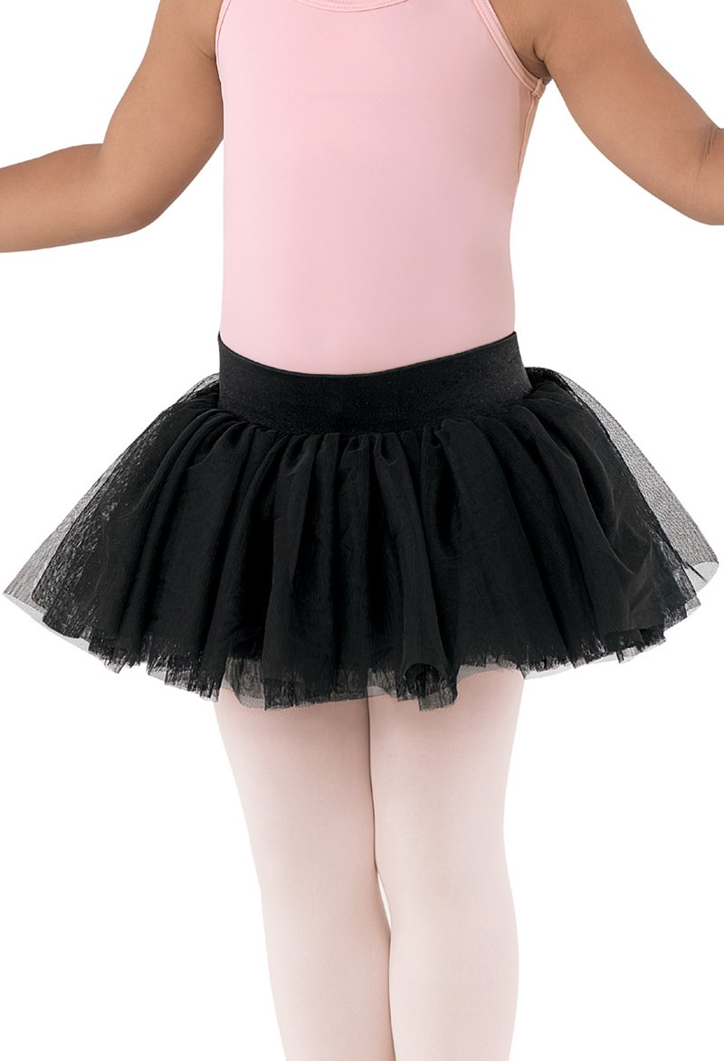 Little Stars Girls' Soft Tulle Skirt
